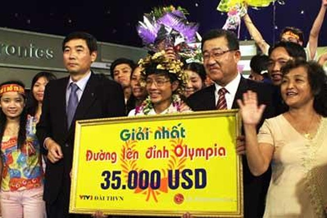 Xuất hiện vài phút trên VTV, dân tình soi ra cơ ngơi sang chảnh của Quán quân Olympia lên đến 1 triệu USD - ảnh 7
