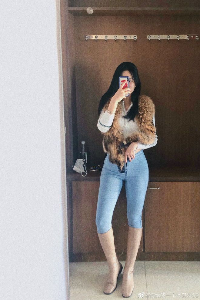 Hot girl mạng xã hội Trung Quốc lộ ảnh đời thực một trời một vực khiến dân mạng được phen ngã ngửa - ảnh 3