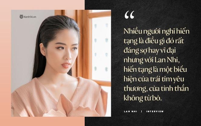 """Lan Nhi - BTV từng mang phim Việt đến Cannes dự thi Hoa Hậu Việt Nam 2020: """"Tôi không đi thi để đổi đời! - ảnh 11"""