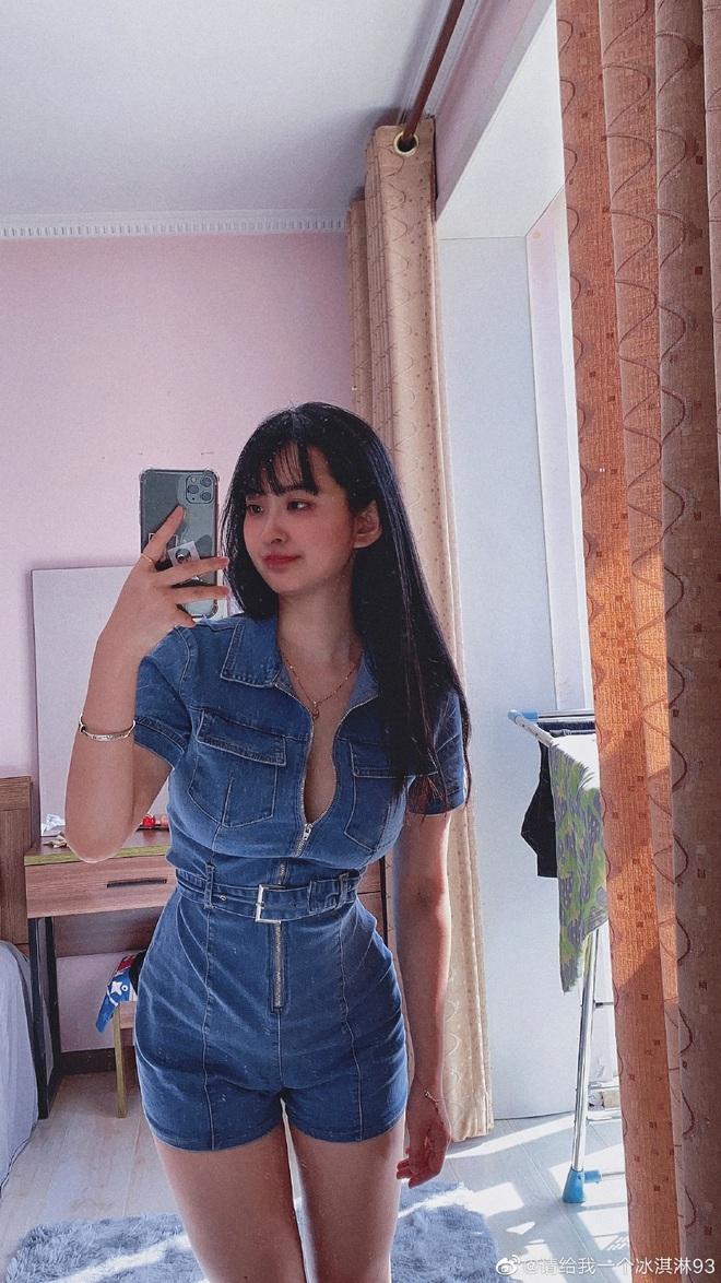 Hot girl mạng xã hội Trung Quốc lộ ảnh đời thực một trời một vực khiến dân mạng được phen ngã ngửa - ảnh 5