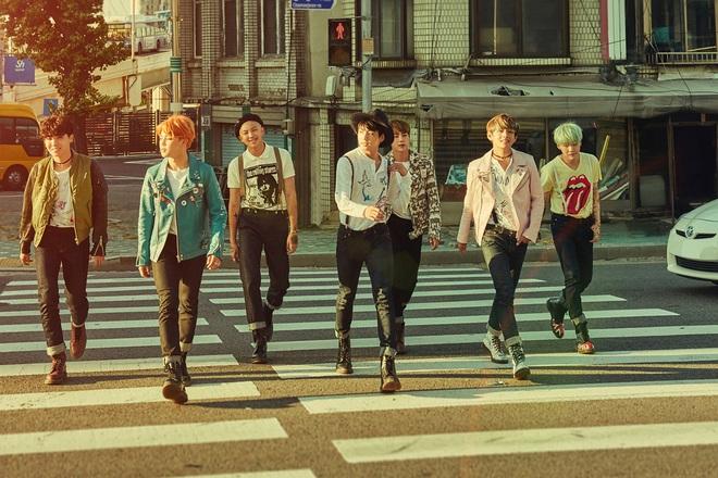 Thắng cúp show âm nhạc: cú chuyển mình của nhiều nhóm nhạc Kpop - ảnh 1