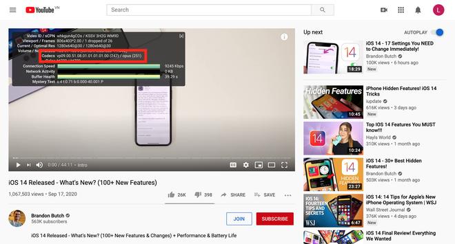 Mẹo hay để đăng video lên YouTube nét hơn, đẹp hơn - ảnh 3