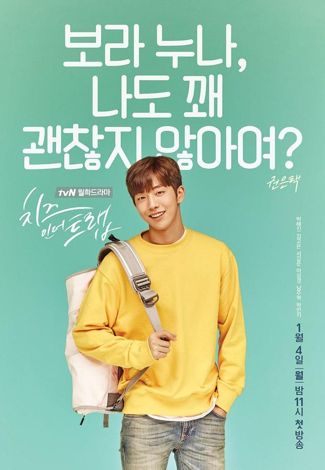 """5 nam thần trẻ xứ Hàn """"xịt dần đều"""" trên màn ảnh: Nam Joo Hyuk diễn xuất """"bình hoa"""", Yoo Seung Ho lựa phim quá chán - ảnh 19"""