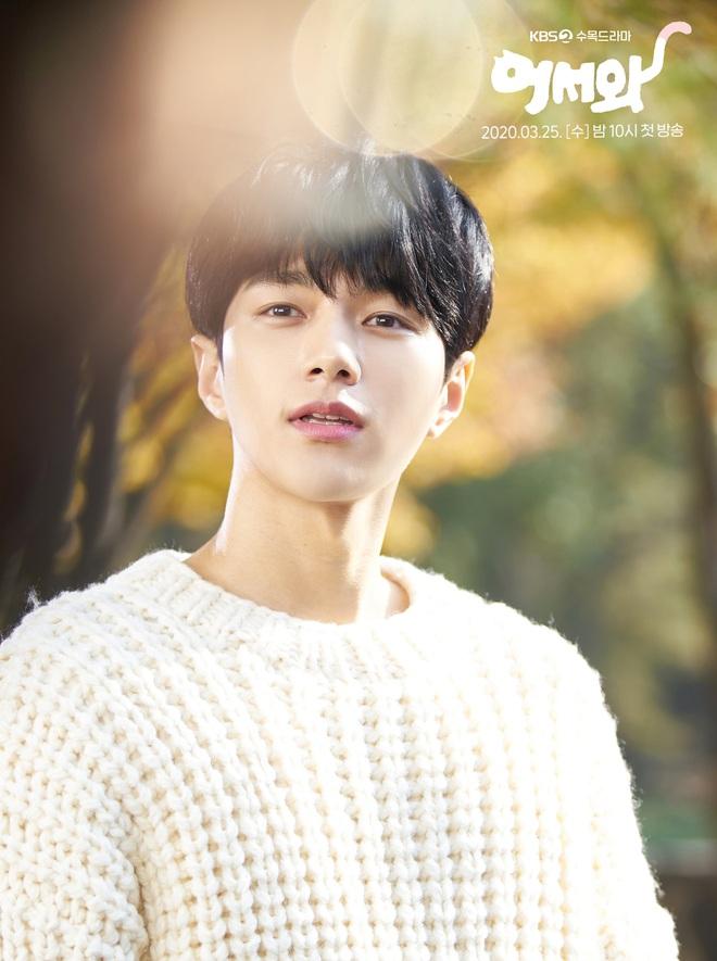 """5 nam thần trẻ xứ Hàn """"xịt dần đều"""" trên màn ảnh: Nam Joo Hyuk diễn xuất """"bình hoa"""", Yoo Seung Ho lựa phim quá chán - Ảnh 18."""