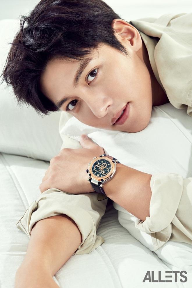 Ji Chang Wook nhận lời yêu Kim Ji Won ở phim mới của đạo diễn Điên Thì Có Sao, chưa gì đã thấy màu sướt mướt? - ảnh 5