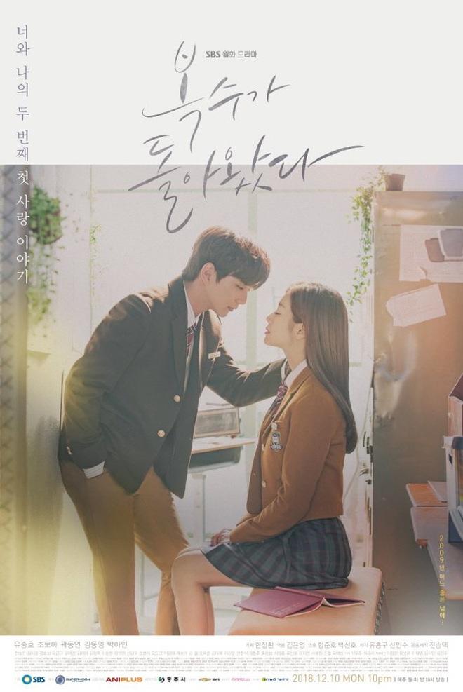 """5 nam thần trẻ xứ Hàn """"xịt dần đều"""" trên màn ảnh: Nam Joo Hyuk diễn xuất """"bình hoa"""", Yoo Seung Ho lựa phim quá chán - Ảnh 7."""