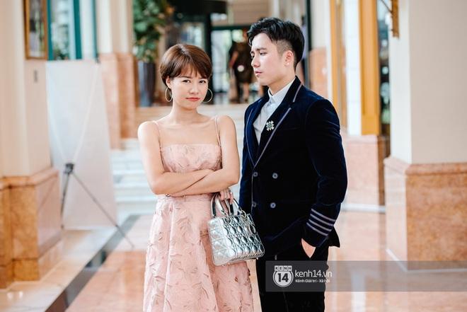 Thu Quỳnh bênh chằm chặp tiểu tam, Uyên Pate Kim Ngọc kể việc ngâm mình cả ngày dưới cống ở họp báo Lửa Ấm - ảnh 10