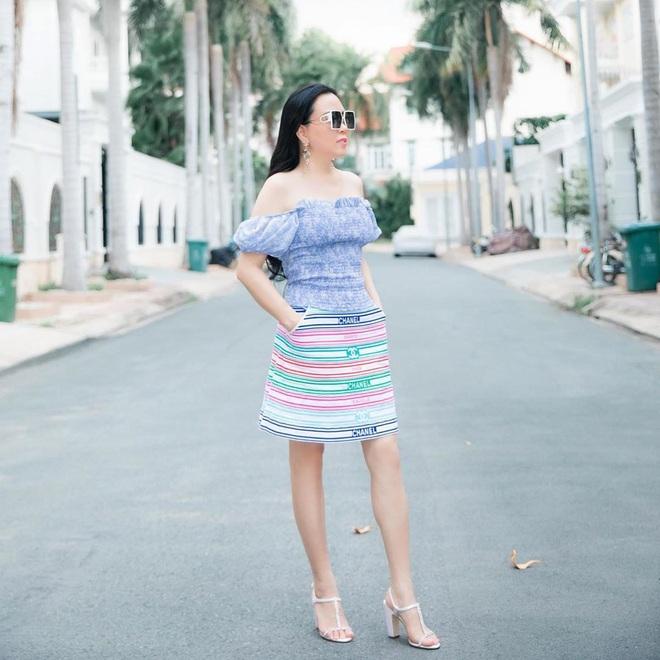 Hương Giang đụng hàng Phượng Chanel và cả dàn sao Kpop: Nhìn qua là biết ai chơi nhất, có nàng còn xén váy ngắn cũn - ảnh 5