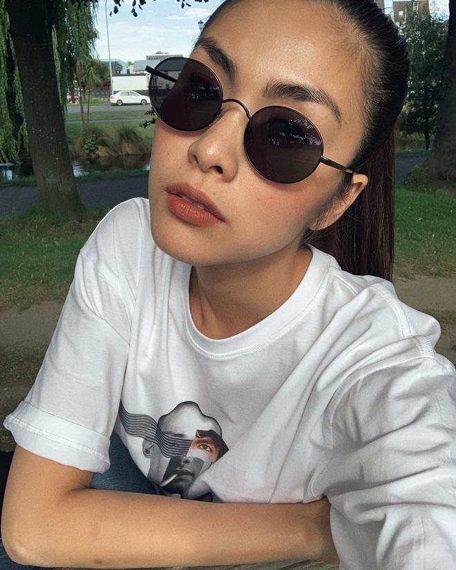 Công thức chung khi chụp ảnh selfie của Hà Tăng, chị em học theo thì bức nào cũng đẹp - ảnh 7