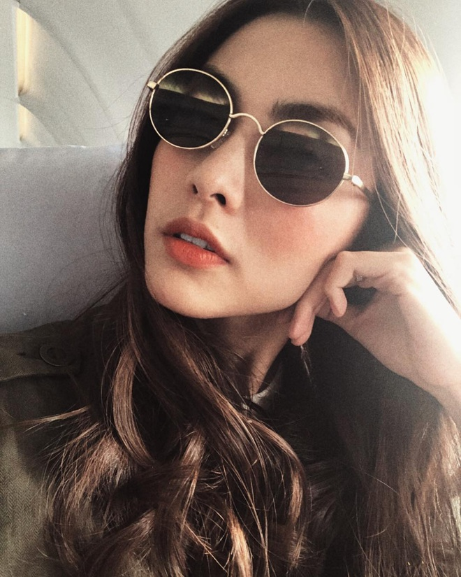 Công thức chung khi chụp ảnh selfie của Hà Tăng, chị em học theo thì bức nào cũng đẹp - ảnh 8