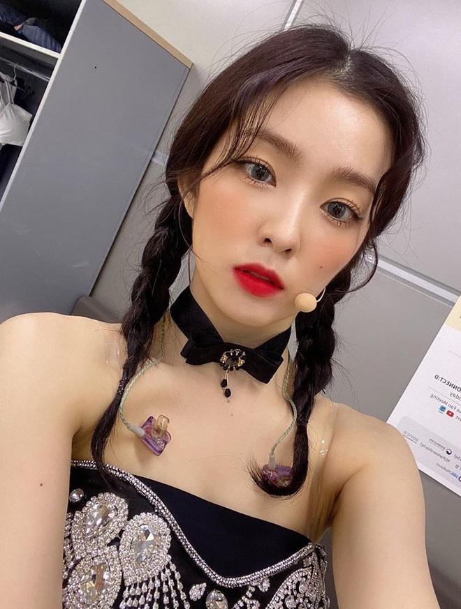 Idol Hàn chợp mắt với nguyên lớp makeup: Xem vừa thương vừa nhận ra toàn cực phẩm nhan sắc, đến ngủ cũng đẹp - ảnh 3