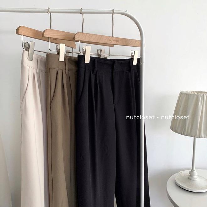 Mải diện quần đen, nhiều nàng không hề biết quần nâu cực sang và tây, không sắm là thiệt - ảnh 17