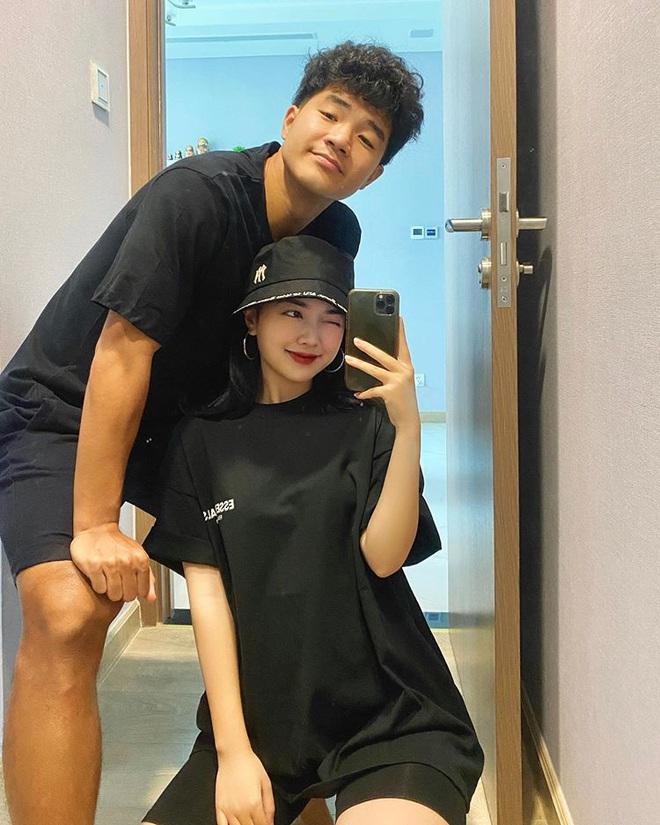 Bạn gái cầu thủ Đức Chinh siêu lầy: Tuyên bố chàng thích quà sinh nhật gì cứ nói nhưng em không có tiền - ảnh 1