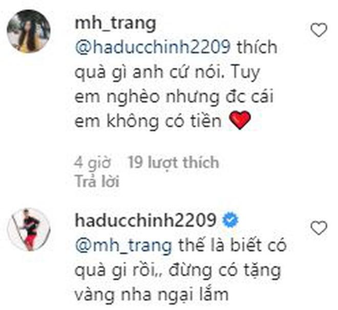 Bạn gái cầu thủ Đức Chinh siêu lầy: Tuyên bố chàng thích quà sinh nhật gì cứ nói nhưng em không có tiền - ảnh 2