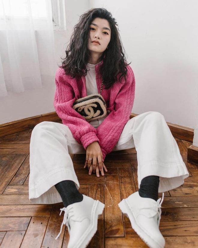 """Vợ Việt Max quá cool: Style cực """"swag"""" mà vẫn high fashion, diện đồ hiệu rất hay chứ không sến súa dù chỉ 1% - ảnh 9"""