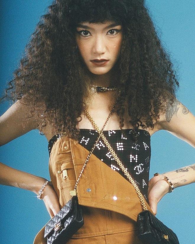 """Vợ Việt Max quá cool: Style cực """"swag"""" mà vẫn high fashion, diện đồ hiệu rất hay chứ không sến súa dù chỉ 1% - ảnh 3"""