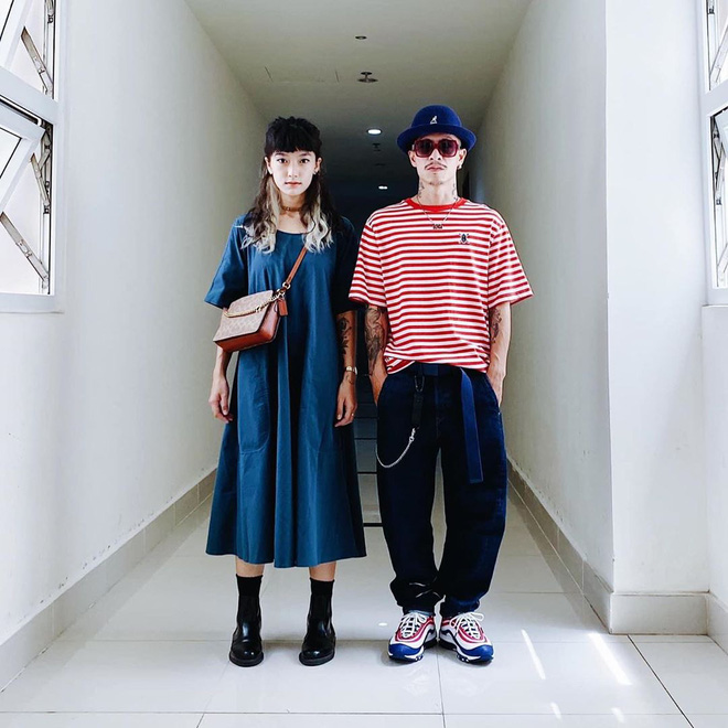 """Vợ Việt Max quá cool: Style cực """"swag"""" mà vẫn high fashion, diện đồ hiệu rất hay chứ không sến súa dù chỉ 1% - ảnh 11"""