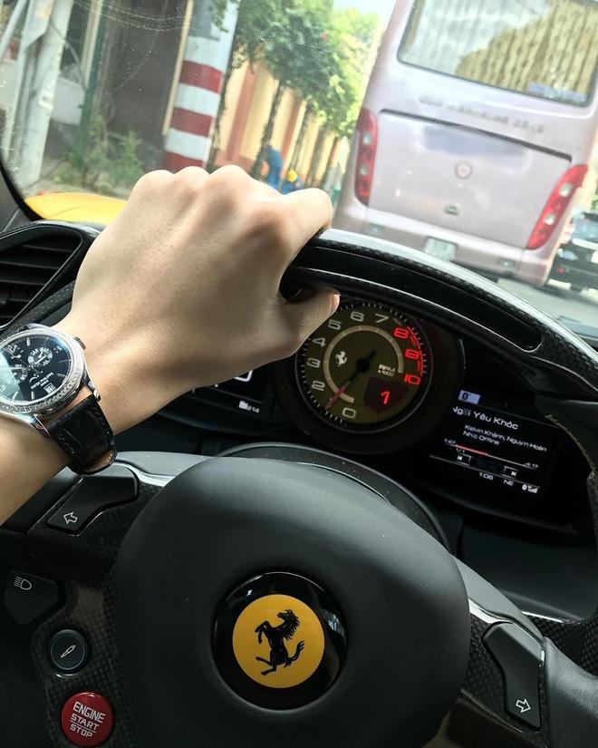 Kiểm kê loạt quà khủng hội rich kid được bố mẹ tặng, siêu xe 16 tỷ mừng tốt nghiệp của Phan Hoàng vẫn nhất bảng - ảnh 4