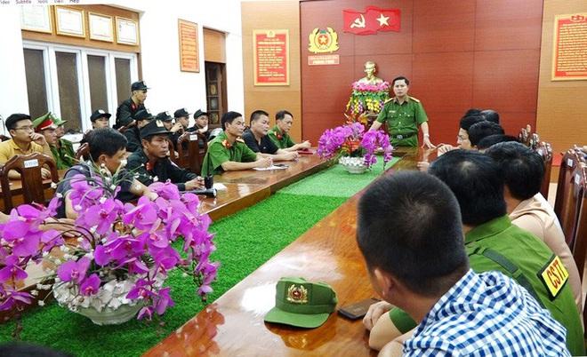 Điều động 120 công an phá vụ đánh bạc khủng hơn 1.000 tỉ đồng ở Quảng Bình - ảnh 1