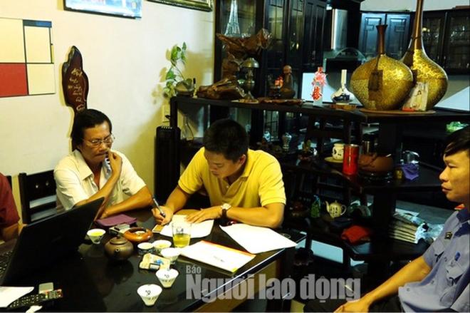 Điều động 120 công an phá vụ đánh bạc khủng hơn 1.000 tỉ đồng ở Quảng Bình - ảnh 2