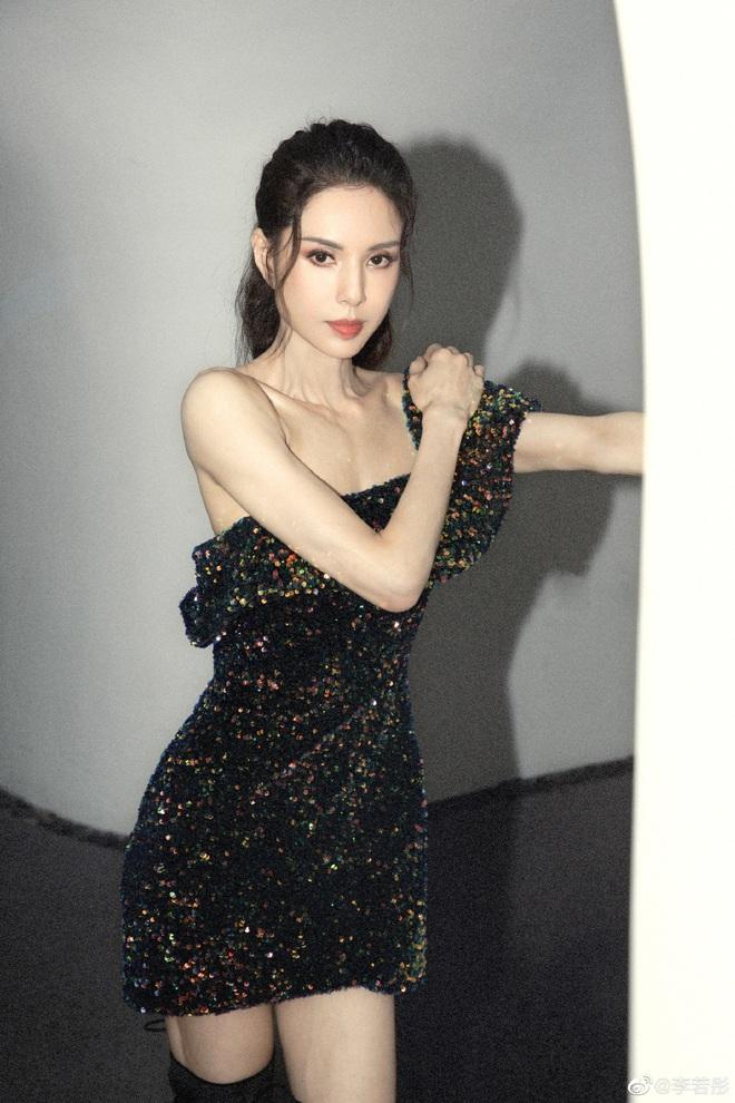 Weibo sốt xình xịch với body Tiểu Long Nữ Lý Nhược Đồng: Xuất sắc chẳng kém đàn em, ai bảo đây là mỹ nhân 54 tuổi? - ảnh 5