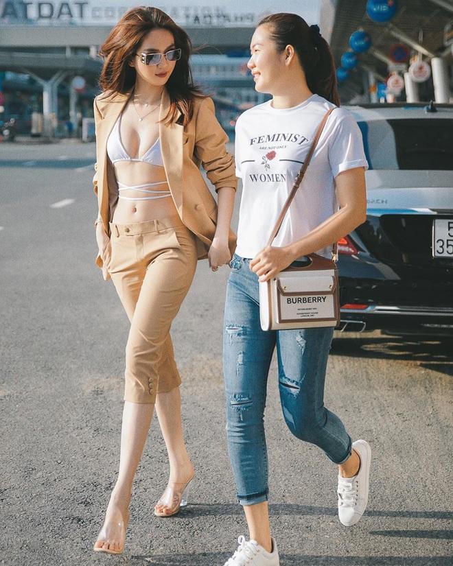 Thuý Kiều - trợ lý Ngọc Trinh đăng story tố ai đó thường xuyên vào Instagram mình đặt điều nói xấu - ảnh 5