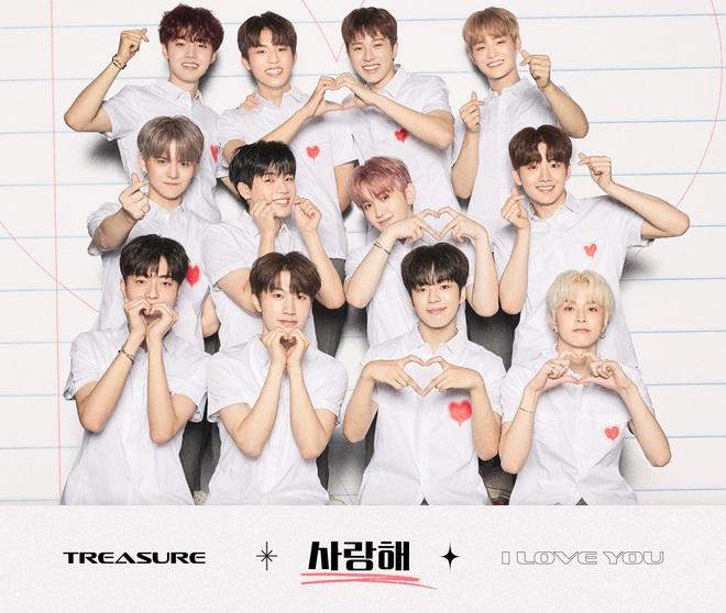 YG toàn khủng long nhạc số nhưng nhóm tân binh lại có thành tích lẹt đẹt, bài comeback tụt xuống hạng 700 trong vòng 1 ngày - ảnh 4