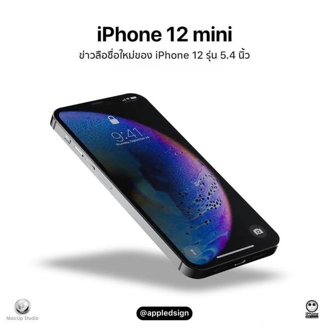 Ngắm concept iPhone 12 mini - Cái tên lạ lẫm nhất từ trước tới nay - Ảnh 4.