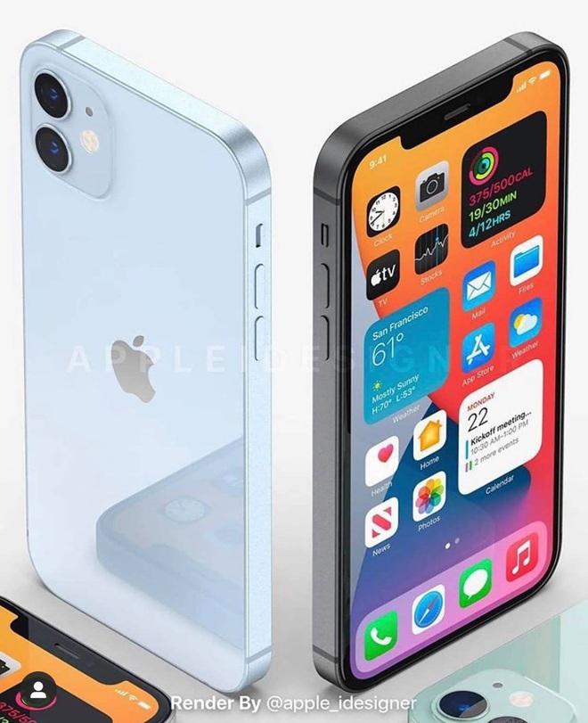 Ngắm concept iPhone 12 mini - Cái tên lạ lẫm nhất từ trước tới nay - Ảnh 5.