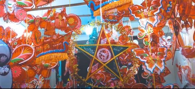Clip: Phố lồng đèn Sài Gòn vắng khách, tiểu thương chỉ bán được 50% so với mọi năm - ảnh 4