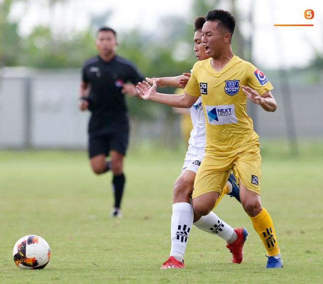 Dương Quang Trung Hiếu: Sát thủ triển vọng của bóng đá Việt với số áo kỳ lạ và ước mơ cao lớn như Ronaldo - ảnh 9