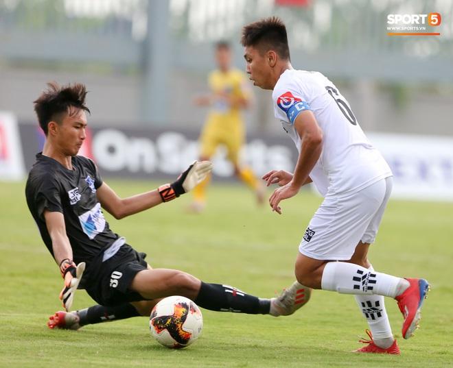 Dương Quang Trung Hiếu: Sát thủ triển vọng của bóng đá Việt với số áo kỳ lạ và ước mơ cao lớn như Ronaldo - ảnh 10