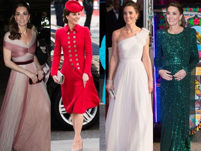 Trải qua 3 lần sinh nở, Công nương Kate có bí quyết giữ dáng gì mà vẫn mặc vừa đồ size S chuẩn chỉnh? - ảnh 1