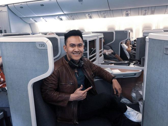 Con trai kỹ sư hàng không của Hoài Linh nói về tin đồn thất nghiệp tại Mỹ, tiết lộ thứ giá trị nhất được ba cho - ảnh 1