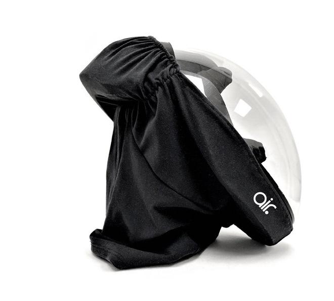 Mũ bảo hiểm chống dịch COVID-19 lạ nhất là đây, giống hệt đồ cho phi hành gia, giá 4,6 triệu đồng - ảnh 6
