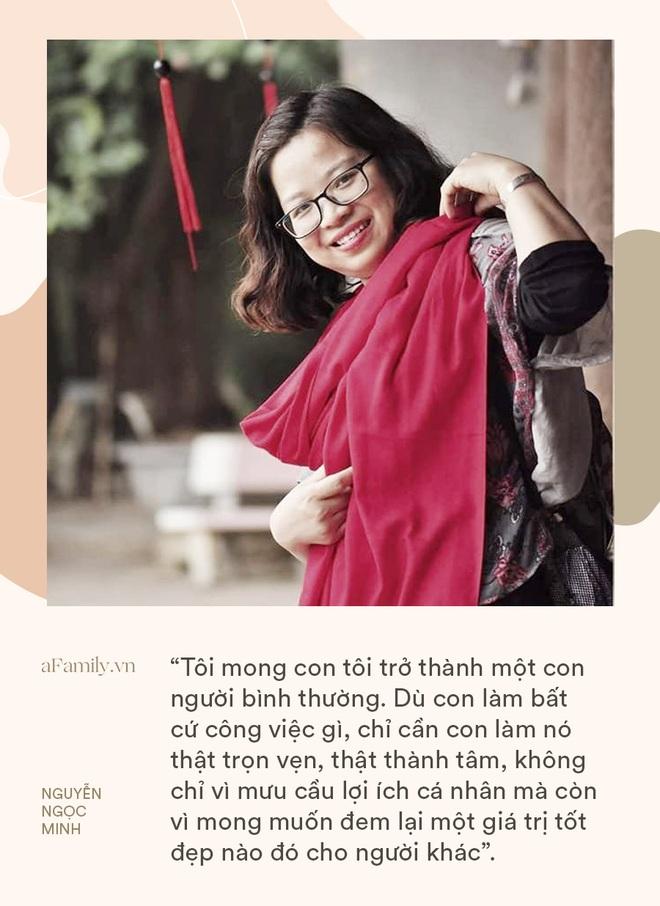 Giảng viên Đại học Sư Phạm Hà Nội: Suốt mười năm, tôi cố gắng để không dạy con bất cứ điều gì to tát ngoài những thứ nhỏ bé bình thường - ảnh 3