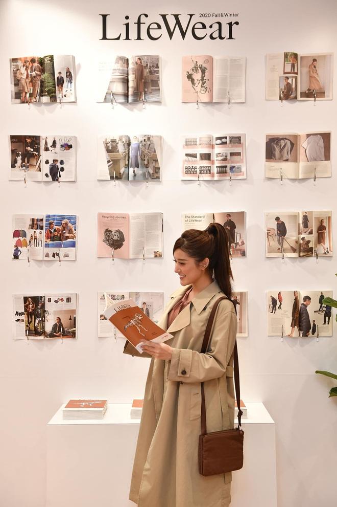 UNIQLO mở cửa hàng thứ 2 tại Hà Nội, Á hậu Huyền My chiếm spotlight trong sự kiện giới thiệu trước giờ G - ảnh 6