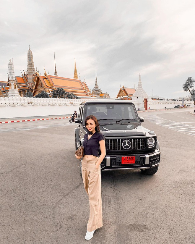 Phạm Băng Băng phiên bản Việt 7 năm sau dao kéo: Lấy chồng đại gia Thái Lan, tận hưởng cuộc sống viên mãn vạn người mơ - ảnh 9