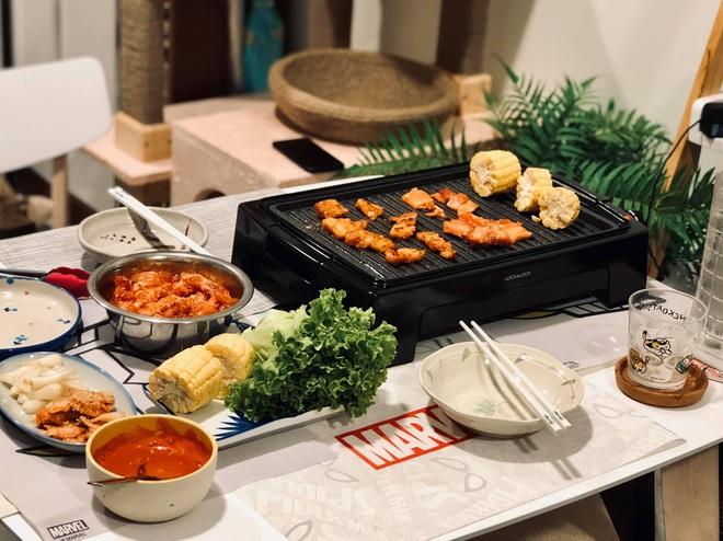 Chàng trai khoe mâm cơm nhà ngon như cơm tiệm, mỗi lần mở tiệc lẩu hay thịt nướng là bạn bè xếp hàng xin ăn ké - ảnh 7