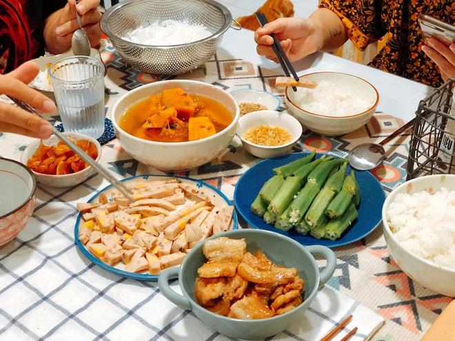 Chàng trai khoe mâm cơm nhà ngon như cơm tiệm, mỗi lần mở tiệc lẩu hay thịt nướng là bạn bè xếp hàng xin ăn ké - ảnh 12