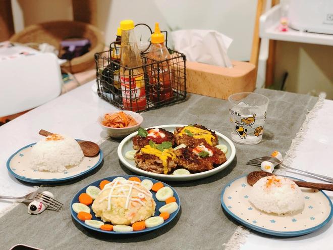 Chàng trai khoe mâm cơm nhà ngon như cơm tiệm, mỗi lần mở tiệc lẩu hay thịt nướng là bạn bè xếp hàng xin ăn ké - ảnh 10