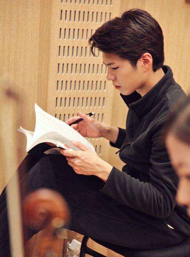 Park Bo Gum khoe ảnh tốt nghiệp như nam thần, nhưng đáng nể hơn là quá trình để lấy được tấm bằng - ảnh 3