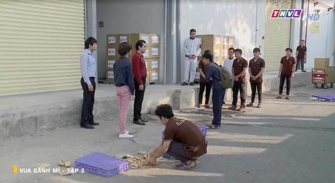 Cao Minh Đạt không nhận ra con ruột, thẳng thừng đòi hốt cốt nhục lên phường ở Vua Bánh Mì tập 3 - ảnh 10