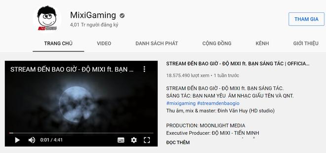 Sau nhiều lùm xùm đáng quên, kênh YouTube Độ Mixi chính thức cán mốc 4 triệu subcriber - ảnh 4