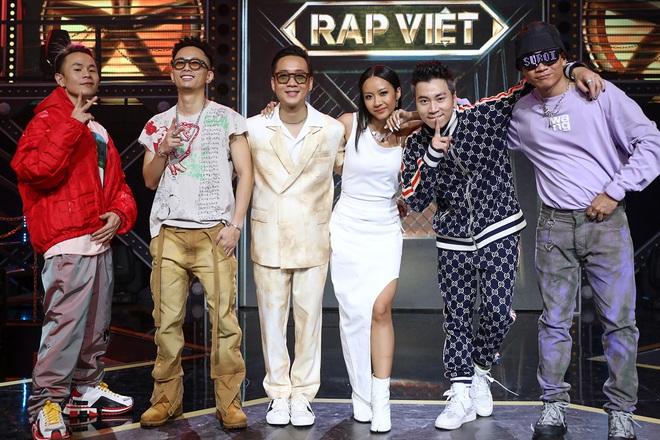 Sau 3 lần chụp ảnh đúng 1 dáng, Binz cuối cùng đã thay đổi trong tập 9 Rap Việt! - ảnh 3