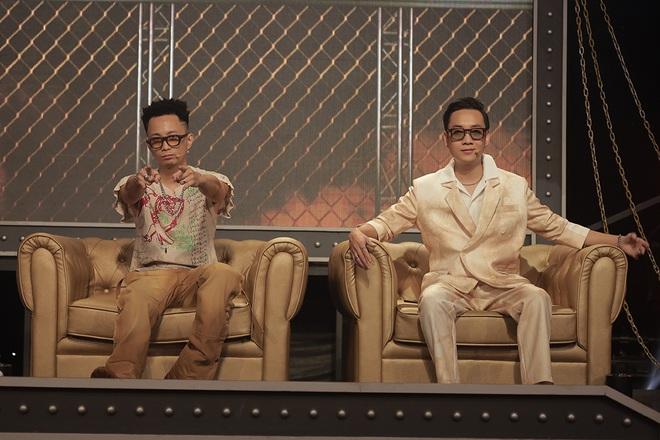 Sau 3 lần chụp ảnh đúng 1 dáng, Binz cuối cùng đã thay đổi trong tập 9 Rap Việt! - ảnh 14