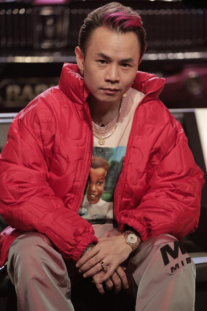 Sau 3 lần chụp ảnh đúng 1 dáng, Binz cuối cùng đã thay đổi trong tập 9 Rap Việt! - ảnh 4