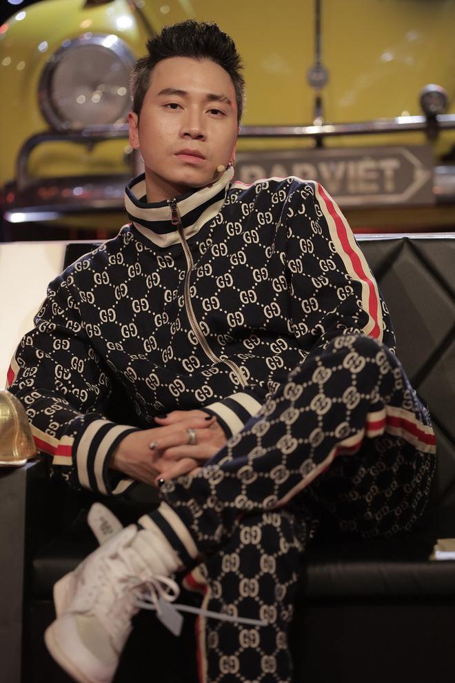 Sau 3 lần chụp ảnh đúng 1 dáng, Binz cuối cùng đã thay đổi trong tập 9 Rap Việt! - ảnh 9