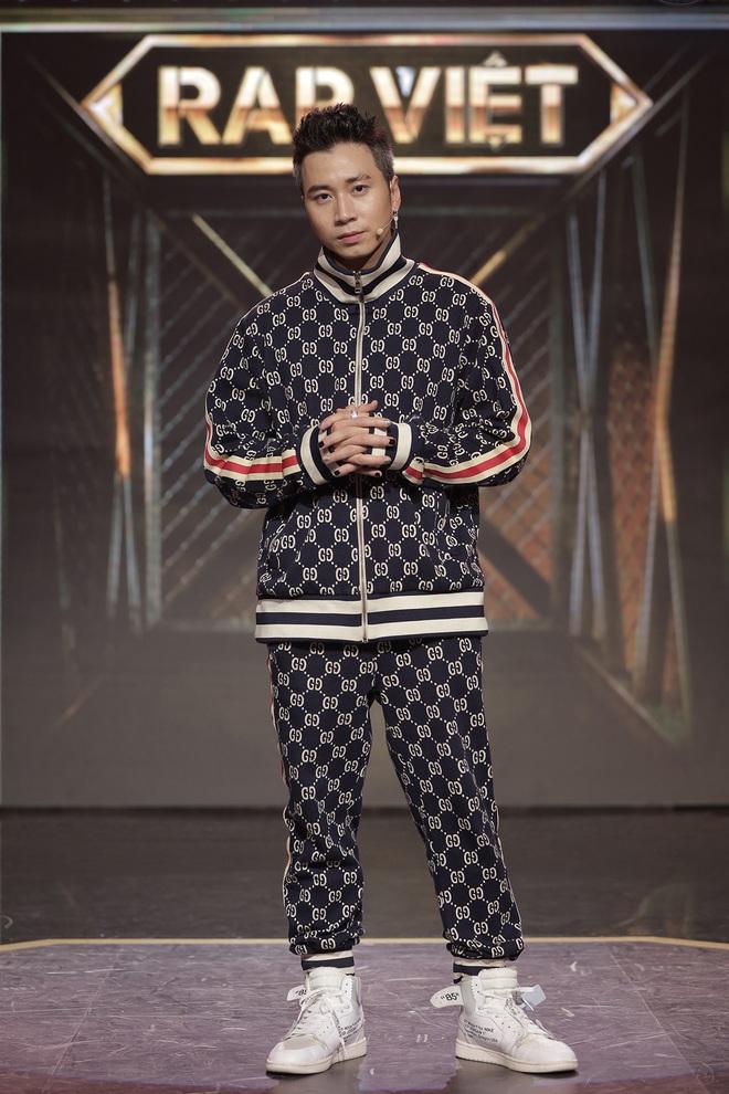 Sau 3 lần chụp ảnh đúng 1 dáng, Binz cuối cùng đã thay đổi trong tập 9 Rap Việt! - ảnh 10