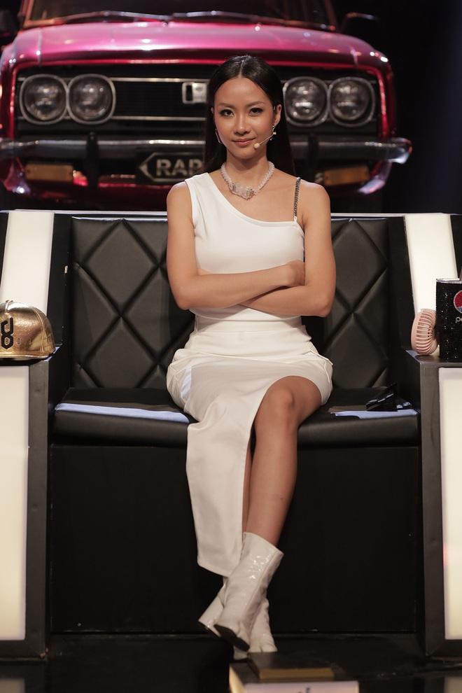 Sau 3 lần chụp ảnh đúng 1 dáng, Binz cuối cùng đã thay đổi trong tập 9 Rap Việt! - ảnh 6